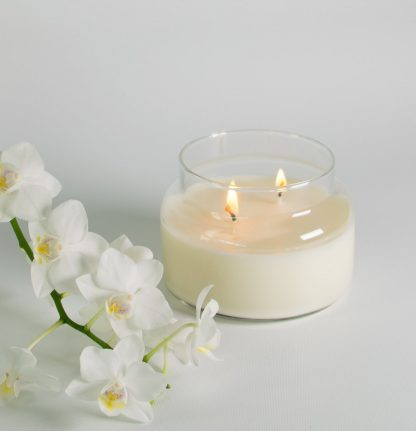 Fox & Ivy French Pear Soy Candle with up to 40 hours burn time