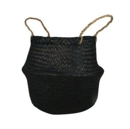 Black Belly Basket Small