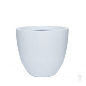 Axel Plant Pot Medium by Milk & Sugar, 35cm x 32cm tall
