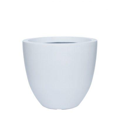 Axel Plant Pot Medium by Milk & Sugar, 35cm x 32cm tall