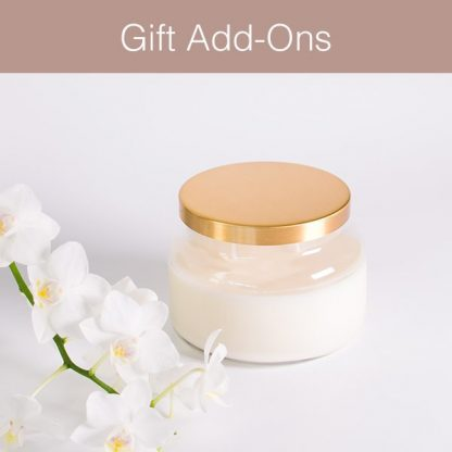 Add a beautiful French Pear Soy Candle to your Plant Gift