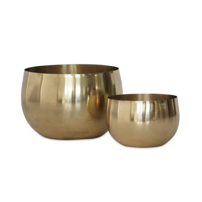 Real Brass Pots