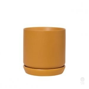 Tobacco Oslo Planter Small 12cm diameter