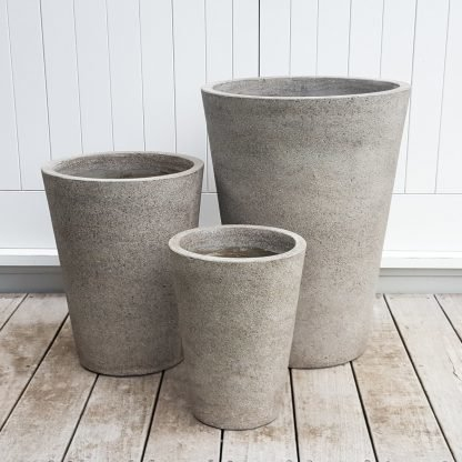 Crucible Riverstone Pot Trio 1