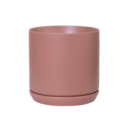 Dusty Rose Oslo Planter Large