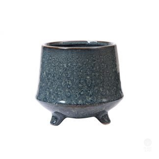 Kiku Footed Plant Pot